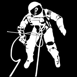 Decal Gemini Space Walk Car Decal